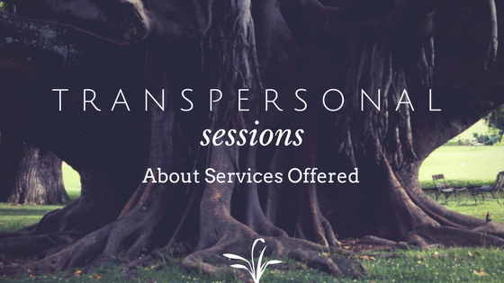 transpersonal sessions services